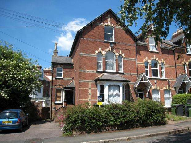 1 Bedroom Flat for sale in Prospect Park, Exeter, Devon