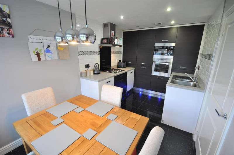 3 Bedrooms Semi Detached House for sale in Dorset Drive, Buckshaw Village, Chorley, Lancashire, PR7 7DN