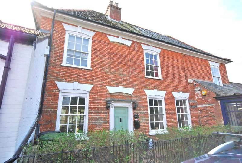 5 Bedrooms Semi Detached House for sale in The Street, Hempnall