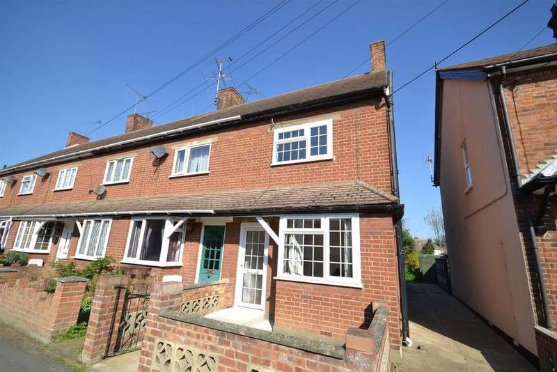 2 Bedrooms Cottage House for sale in Princes Road, Burnham-on-Crouch