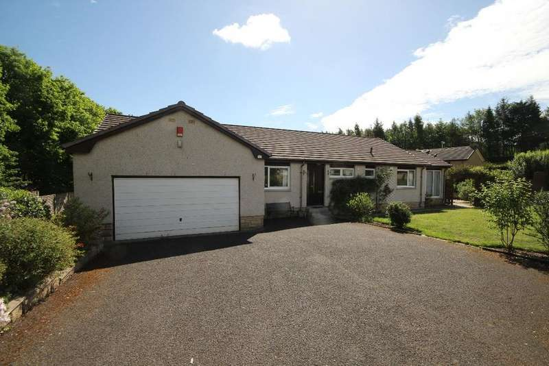 3 Bedrooms Bungalow for rent in Rhynd Lane, Perth, Perthshire, PH2 8QT