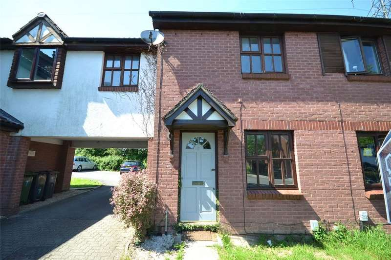 3 Bedrooms House for sale in Baldwin Close, Danescourt, Cardiff, CF5