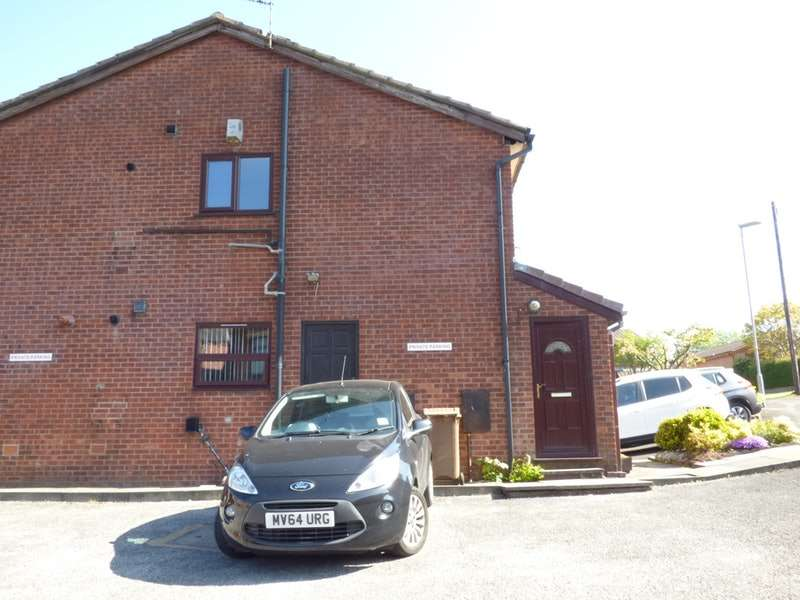 2 Bedrooms Apartment Flat for sale in Vicarage View, Rochdale, Greater Manchester, OL11