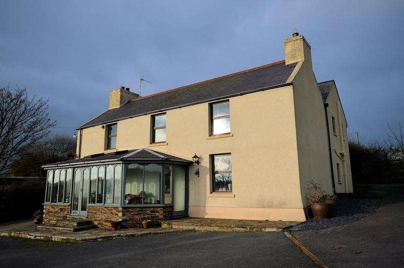 7 Bedrooms Land Commercial for sale in Great Redford , Princes Gate, Narberth, Pembrokeshire. SA67 8TD