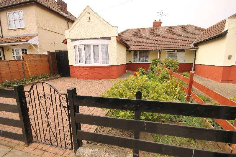 2 Bedrooms Semi Detached Bungalow for sale in Caledonian Road, Hartlepool