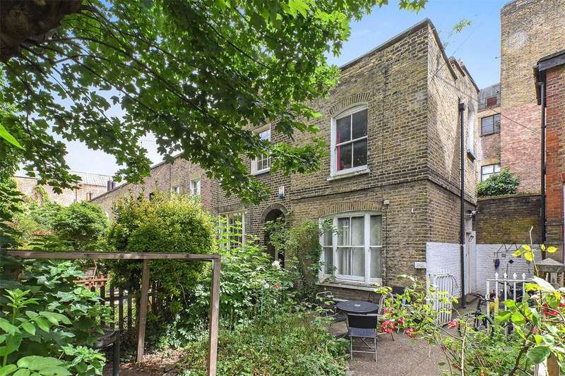 3 Bedrooms House for sale in Bellevue Place, London, E1