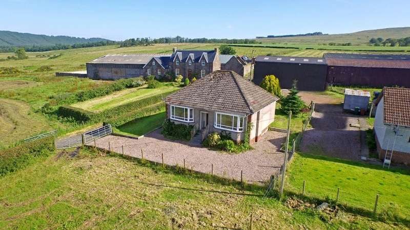 3 Bedrooms Bungalow for sale in Cairniedrouth Farm, Cardross, Argyll Bute, G82 5EY