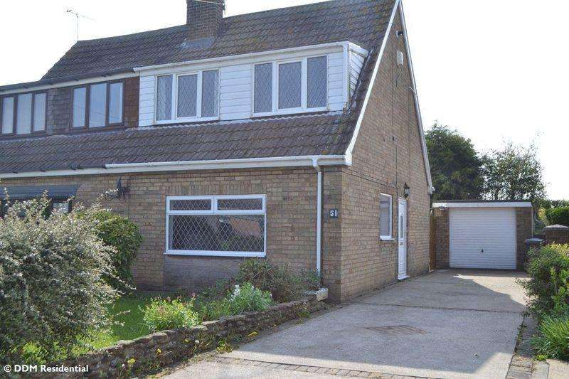 3 Bedrooms Semi Detached House for sale in Wiltshire Avenue, Burton upon Stather