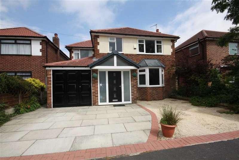 4 Bedrooms Detached House for sale in Buckfast Road, Sale