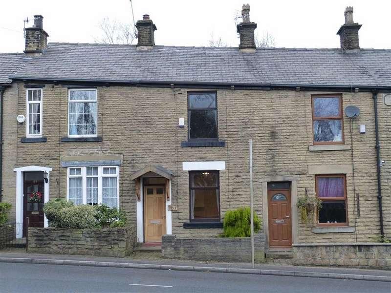 2 Bedrooms Terraced House for sale in Mottram Moor, Hollingworth, Via Hyde