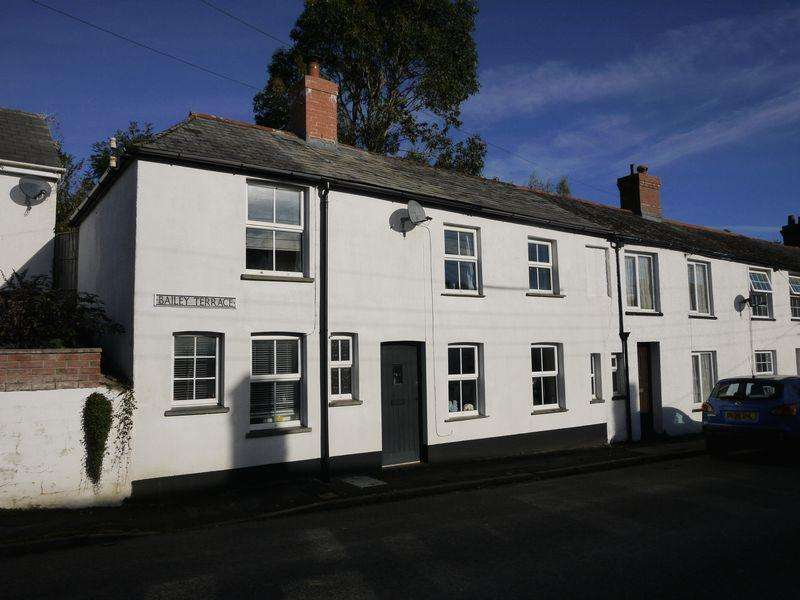 4 Bedrooms End Of Terrace House for sale in Bridgerule, Holsworthy