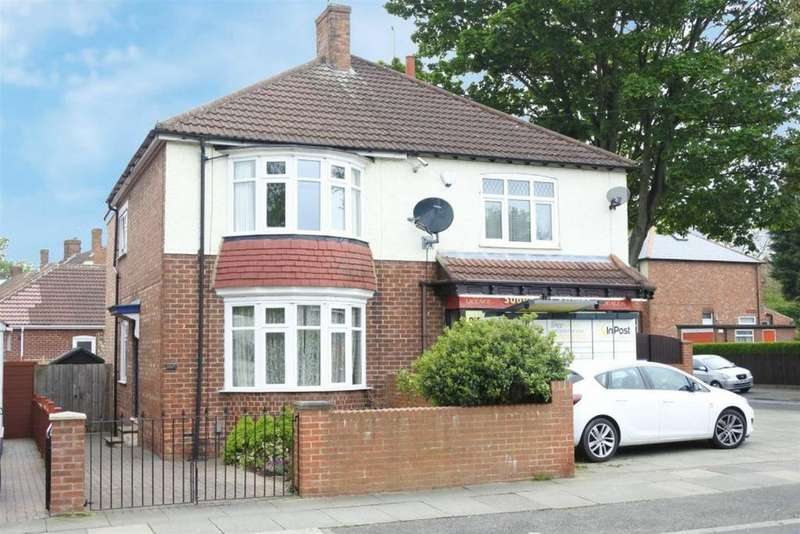 3 Bedrooms Semi Detached House for sale in Stooperdale Avenue, Darlington