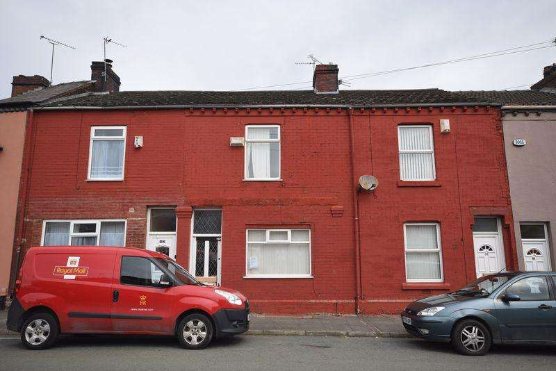 2 Bedrooms Terraced House for sale in Church Street, Widnes