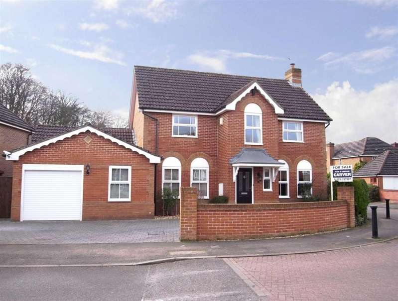 4 Bedrooms Detached House for sale in Ettersgill Drive, Darlington