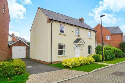 4 Bedrooms Detached House for sale in Batt Close, Almondsbury, Bristol, Gloucestershire