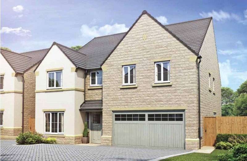 6 Bedrooms Detached House for sale in Ben Rhydding Road, Ilkley, West Yorkshire