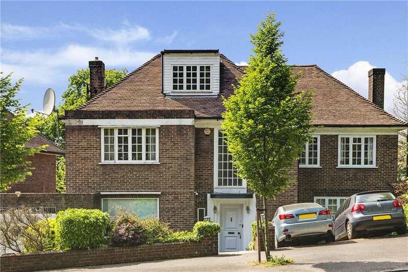 7 Bedrooms Detached House for sale in Platts Lane, Hampstead, London, NW3