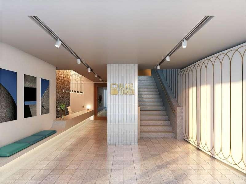 1 Bedroom Flat for sale in Blake Tower, Fann Street, EC2Y