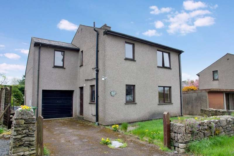 3 Bedrooms Detached House for sale in Daville, Newton In Cartmel, Grange-Over-Sands, Cumbria, LA11 6JH