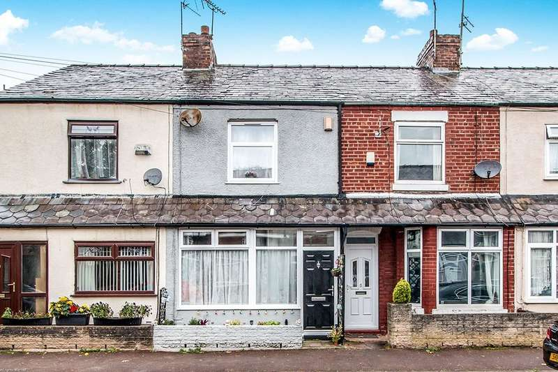 2 Bedrooms Terraced House for sale in Hyde Grove, Sale, M33