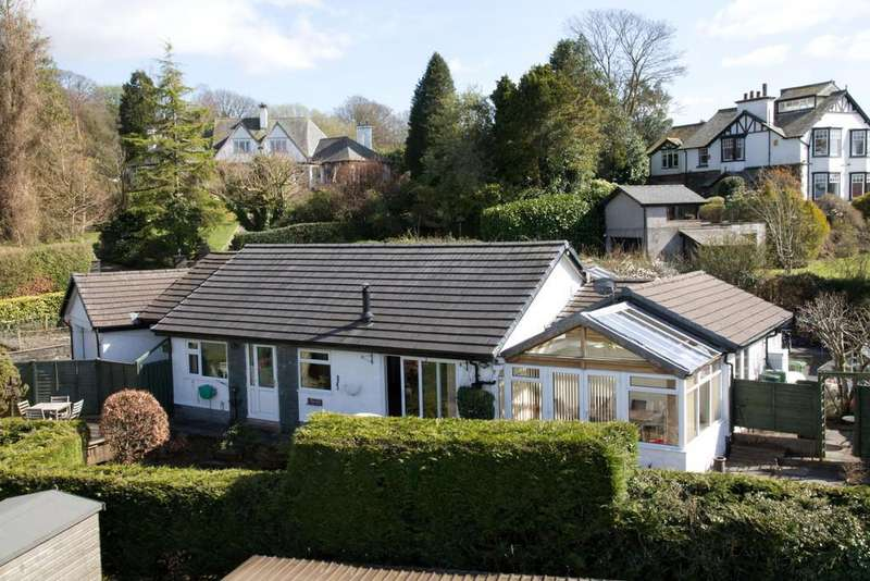 3 Bedrooms Detached Bungalow for sale in Tholt-y-Will, Winston Drive, Thornbarrow Road, Windermere, Cumbria, LA23 2DG