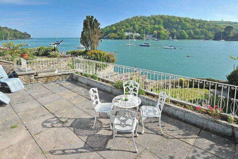 6 Bedrooms Detached House for sale in Beacon Road, Kingswear, Dartmouth, TQ6