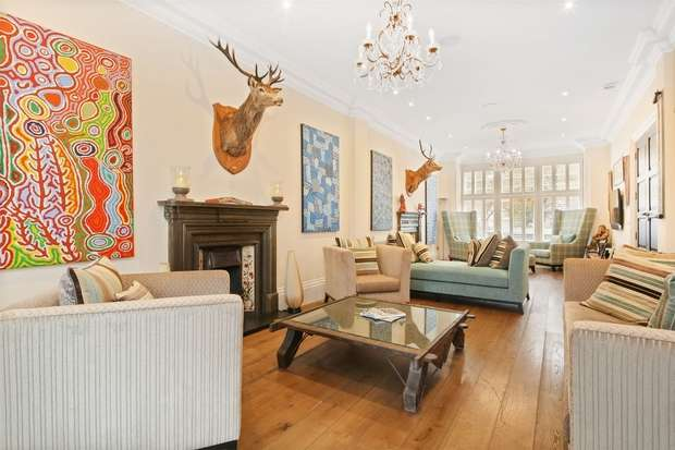 7 Bedrooms Detached House for sale in Kings Avenue, Ealing