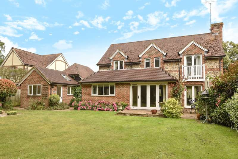 4 Bedrooms Detached House for sale in Thorne Close, Henley-On-Thames, RG9