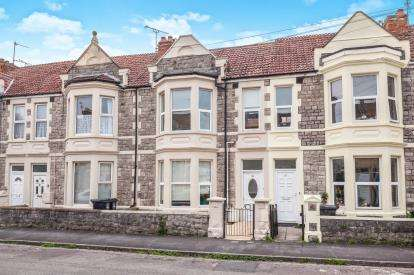 4 Bedrooms Terraced House for sale in Weston Super Mare, Somerset, .