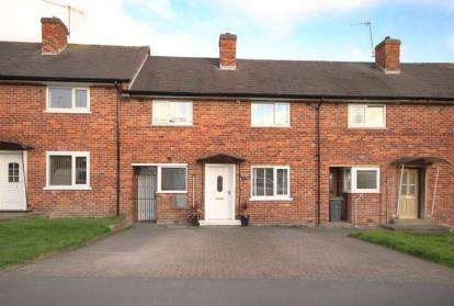 3 Bedrooms Terraced House for sale in Lupton Crescent, Sheffield, South Yorkshire