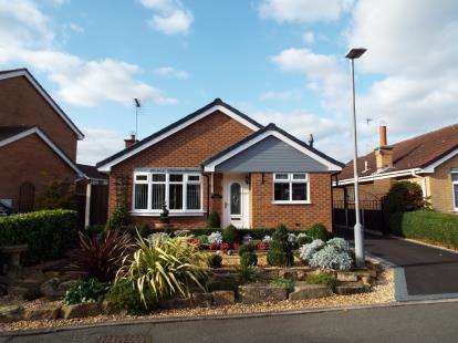 2 Bedrooms Bungalow for sale in Beaumaris Drive, Gedling, Nottingham