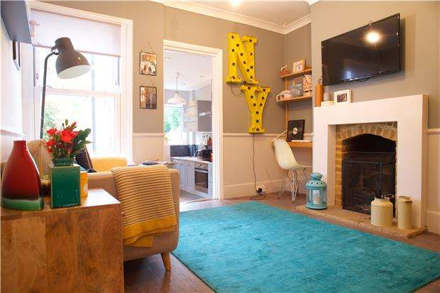 3 Bedrooms Semi Detached House for sale in Woodland Road, TUNBRIDGE WELLS, Kent, TN4 9HN