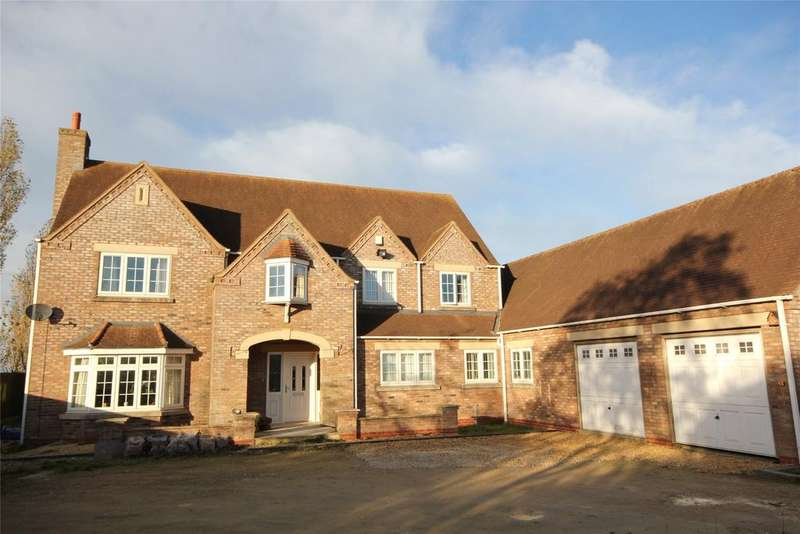6 Bedrooms Detached House for sale in Fen Road, Ruskington, NG34