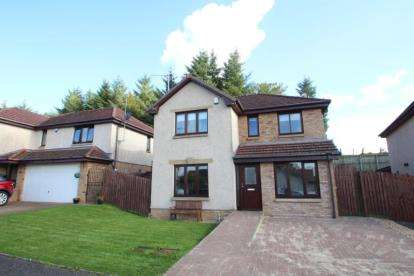 5 Bedrooms Detached House for sale in Patrickbank Crescent, Elderslie, Johnstone, Renfrewshire