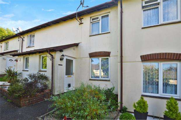 2 Bedrooms Terraced House for sale in Moor Lane Close, Torquay, Devon
