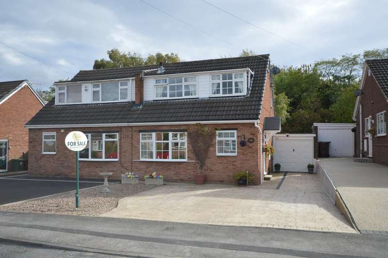3 Bedrooms Bungalow for sale in Church View, Crigglestone