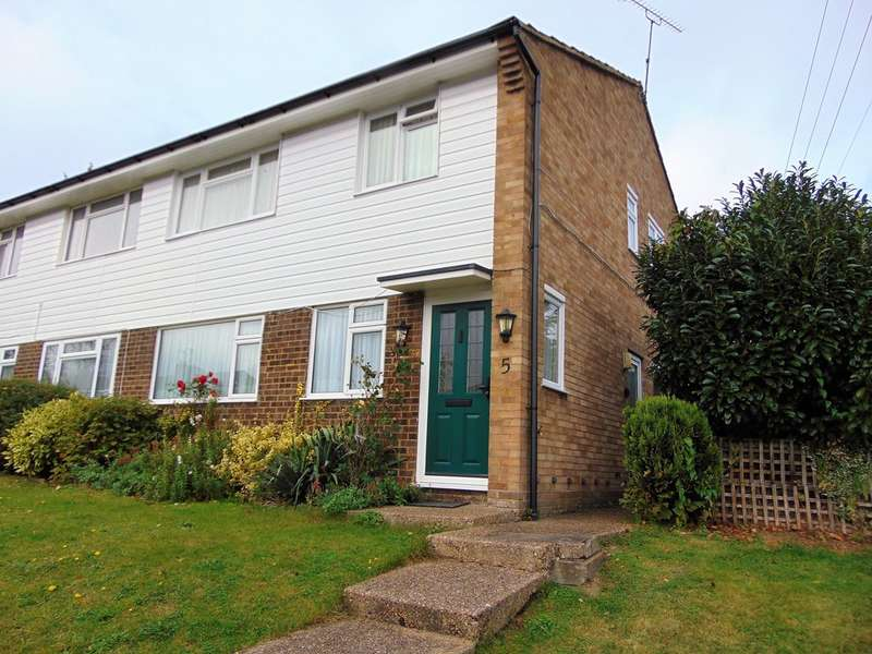 2 Bedrooms Ground Maisonette Flat for sale in 7 Swallowdale, Ashen Vale, South Croydon, CR2 8SG