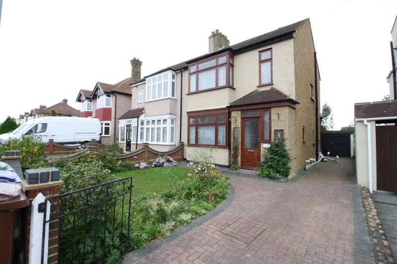 4 Bedrooms Semi Detached House for sale in Premier Avenue, North Grays