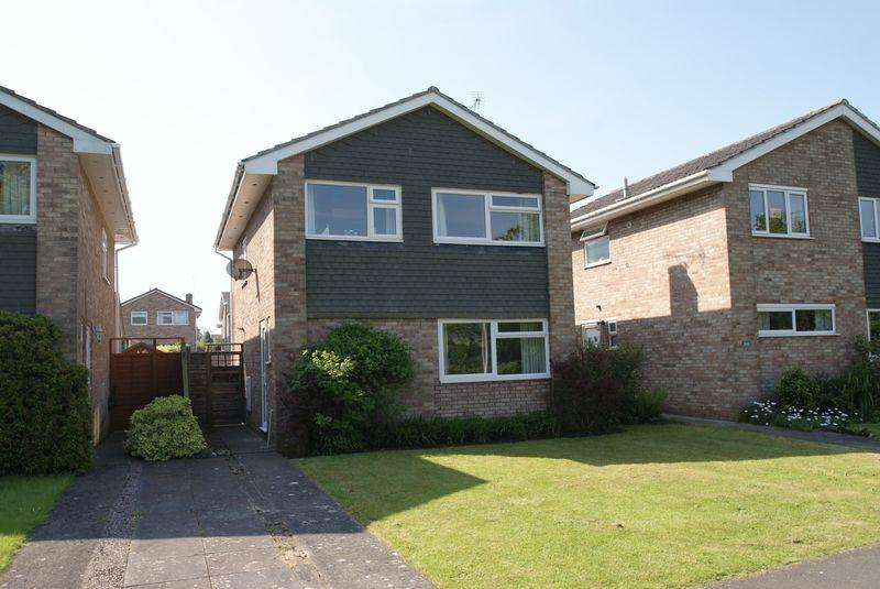 3 Bedrooms Detached House for rent in Greenslade Gardens, Nailsea