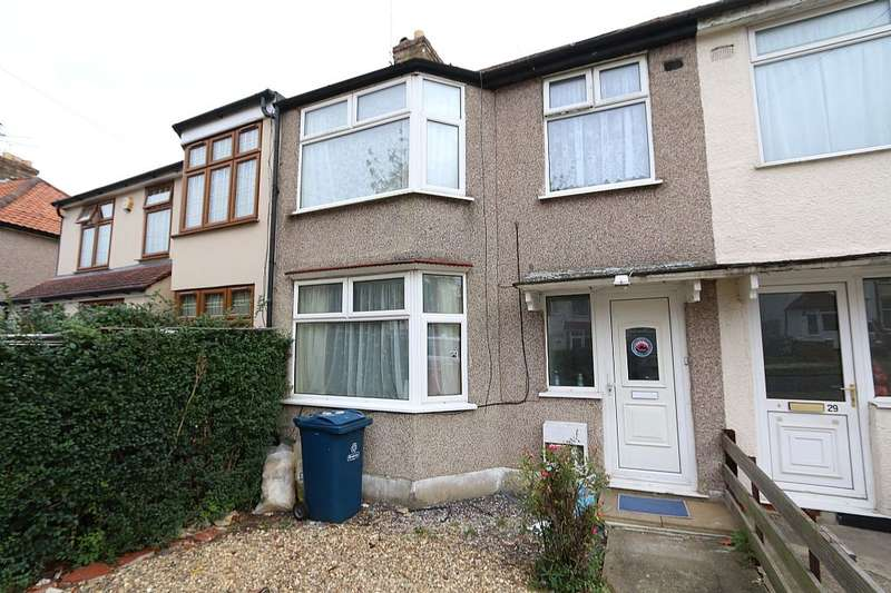 4 Bedrooms Terraced House for sale in Maple Avenue, Harrow, London, HA2 8DG