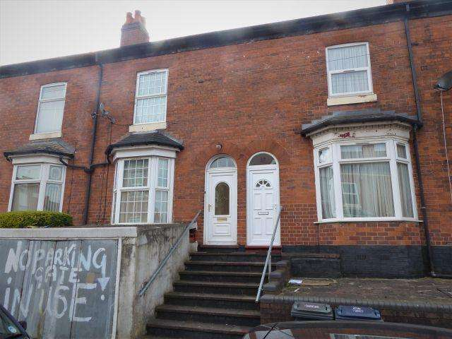 3 Bedrooms Terraced House for sale in Crompton Road,Handsworth,Birmingham