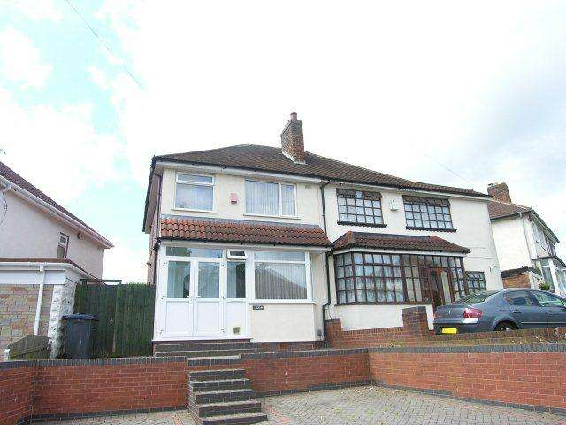 3 Bedrooms Semi Detached House for sale in Oundle Road,Kingstanding,Birmingham