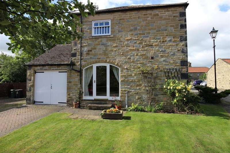 2 Bedrooms Semi Detached House for sale in Parkshill Court, Melsonby, Richmond