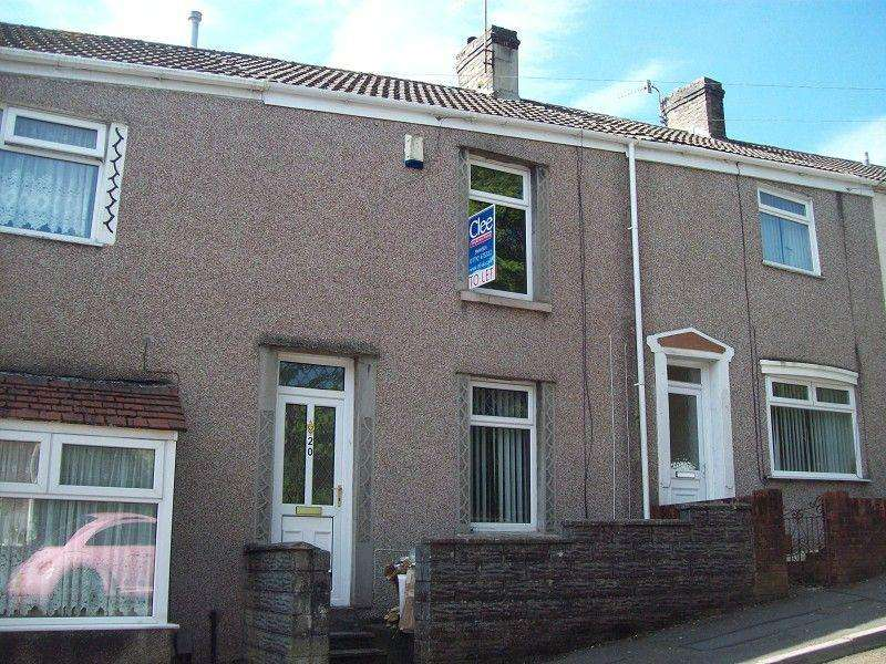 3 Bedrooms Terraced House for sale in Cwmbath Road, Morriston, Swansea.