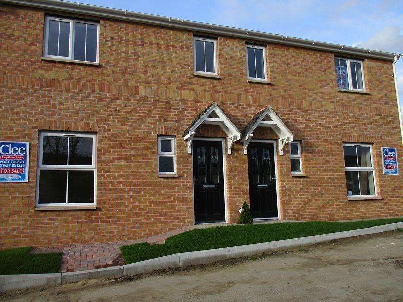 3 Bedrooms Semi Detached House for sale in The Willows, Bryn, Port Talbot, Neath Port Talbot.