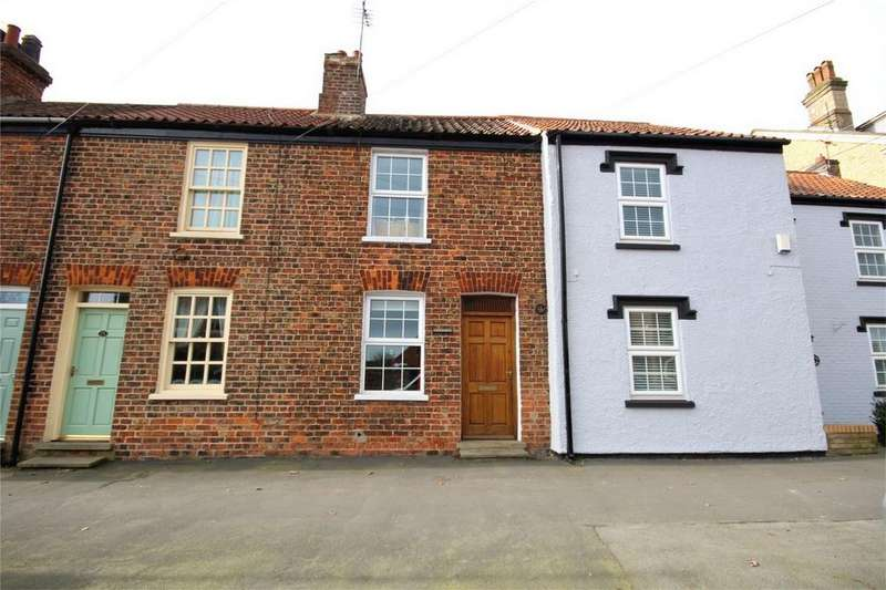 2 Bedrooms Terraced House for sale in Main Street, Elloughton, East Riding of Yorkshire