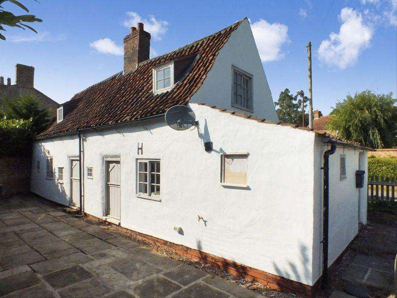 2 Bedrooms Cottage House for sale in West Keal Road, Old Bolingbroke