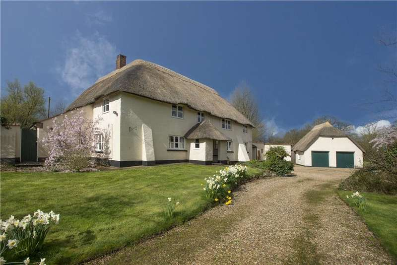 6 Bedrooms Detached House for sale in Clyst Hydon, Cullompton, Devon, EX15