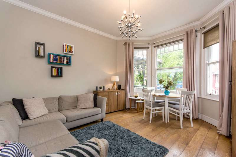 2 Bedrooms Flat for sale in Teignmouth Road, Willesden Green, NW2