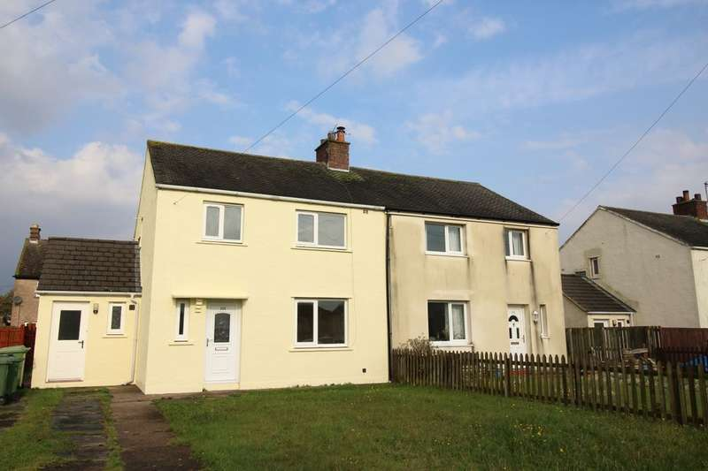 3 Bedrooms Semi Detached House for sale in The Crofts, Silloth, Wigton, CA7